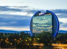 Radisson Blu Hotel Frankfurt, viešbutis Frankfurte prie Maino