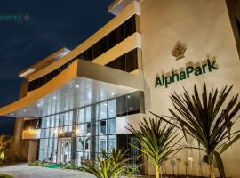 AlphaPark Hotel, accessible hotel in Goiânia