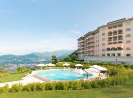 Resort Collina d'Oro - Hotel & Spa, hotel ad Agra