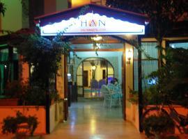 YENI DOGA HOTEL, מלון בדליאן