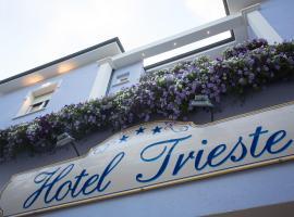 Hotel Trieste, hotel in Cesenatico