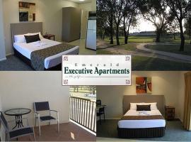 Emerald Executive Apartments, hotel in Emerald