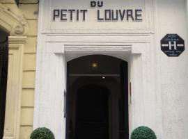 Hôtel du Petit Louvre, hotel near MAMAC, Nice