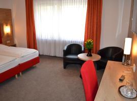 Hotel Minerva Garni
