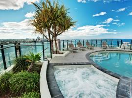The Wave Resort, hotel in Gold Coast