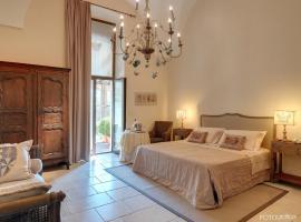 Dimora Storica Torre Del Parco 1419, hotel in Lecce