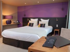 Hotel Restaurant Spa Ivan Vautier, hotel in Caen
