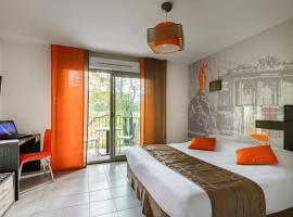 Lagrange Aparthotel Montpellier Millénaire