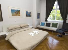 Galeria Rooms, hotel in Ljubljana