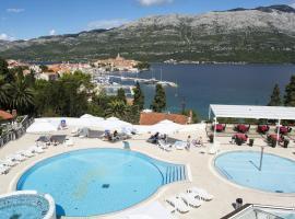 Hotel Marko Polo, hotel near Beaches on Badija Island, Korčula