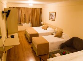 Harbor Self Buriti Hotel