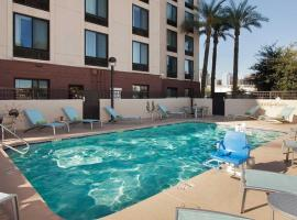 SpringHill Suites Phoenix Downtown, hotel near Hall of Flame Firefighting Museum, Phoenix