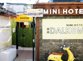 Mini Hotel Dalkom in Dongdaemun, hotel near Dongdaemun Market, Seoul