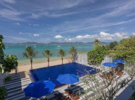 攀瓦海灘X10海景套房酒店