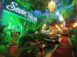 Sevin Hotel Pension, hotel in Bodrum City Center, Bodrum City