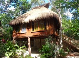 Casa Mango, hotel que admite mascotas en Tulum