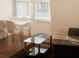 Aberdeen Serviced Apartments: Charlotte street, hotel in Aberdeen