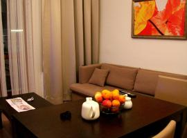 U Gornoy Karuseli Apartment, apartment in Estosadok