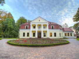 Dwór Słupia, hotel in Zarzecze