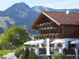 Hotel garni Oberdorfer Stuben