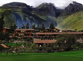 Belmond Hotel Rio Sagrado, hotel in Urubamba