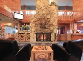 Fireside Inn & Suites Gilford, hotel in Gilford