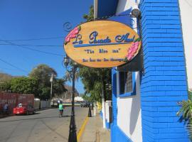 La Posada Azul, hotel near Christ of the Mercy, San Juan del Sur