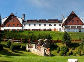 Penzion La Baita, hotel v Brannej