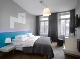 MOODs boutique hotel, hôtel à Prague près de: Gare routière centrale de Florenc