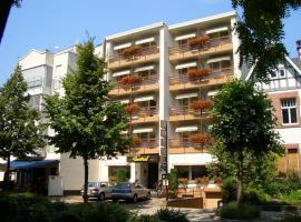 Hotel Central garni, hotel in Bad Neuenahr-Ahrweiler