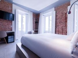 B&B Hotel Madrid Centro Fuencarral 52, hotel in Madrid