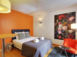 Short Stay Group Museum View Serviced Apartments, жилье для отдыха в Париже