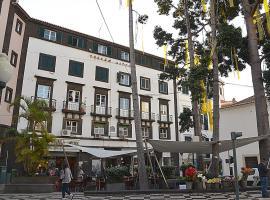 Pensao Astoria, hotel in Funchal