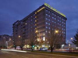 Hotel Blanca de Navarra, hotel near Yamaguchi Park, Pamplona