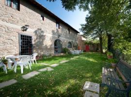 Agriturismo Stazione di Monta, budget hotel in Vicchio
