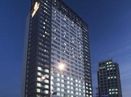 Crown Harbor Hotel Busan