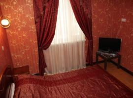 Альпари, отель в Иркутске