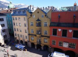Hotel Happ, Hotel in Innsbruck