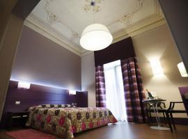 Hotel Vittoria, hôtel à Trapani