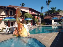 Taperapuan Praia Hotel, hotel near Alcohol Footbridge, Porto Seguro