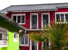 La compagnie des 5 mondes, hotel in Saint-Nazaire