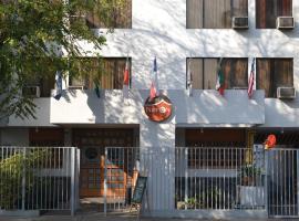 Hotel Nippon, hotel near Patio Bellavista, Santiago