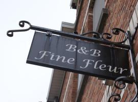 B&B-Fine Fleur, budget hotel in Zottegem