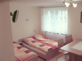 Apartamenty Kubalonka – hotel w pobliżu miejsca Złoty Groń Ski Lift w Istebnej