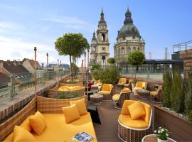 Aria Hotel Budapest by Library Hotel Collection, hotel v Budimpešti