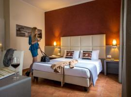 Hearth Hotel, hotel in Rome