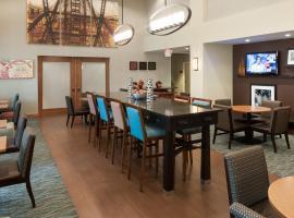 Hampton Inn & Suites St. Louis at Forest Park, hotel in Saint Louis