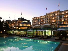Beau-Rivage Palace, hotel a Losanna