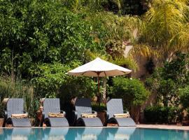 La Maison Arabe Hotel, Spa & Cooking Workshops, hotel in Marrakech