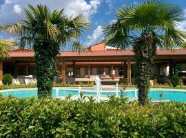 Hotel Villa d'Evoli, hotel in Castropignano